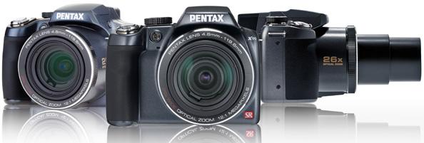 Pentax X90: теперь с 26-кратным зумом