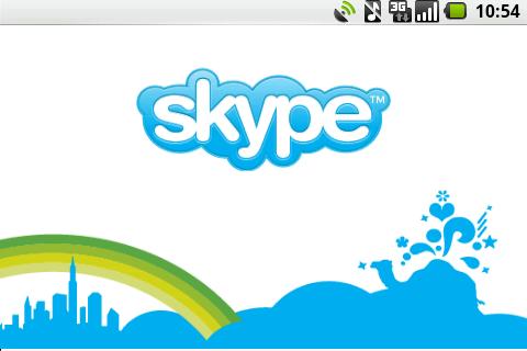 Skype для Андройд