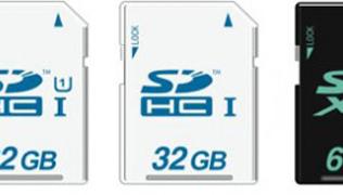 Обновленные обозначения карт SD