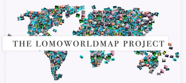 Ломография: LomoWorldMap