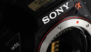 Что в коробке: камера с полупрозрачным зеркалом Sony a55