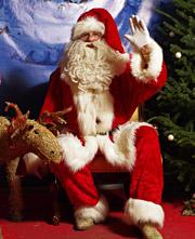Приходите фотографироваться с Дедом Морозом, и получите бесплатное фото в Photopoint