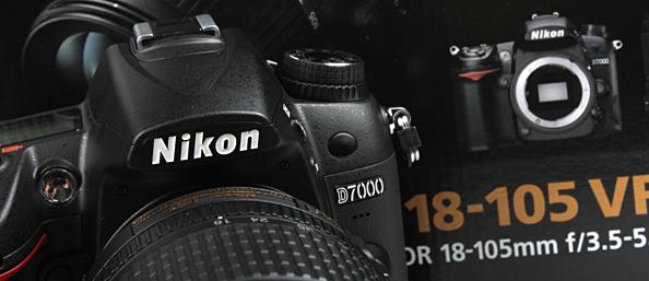 Что в коробке: Nikon D7000