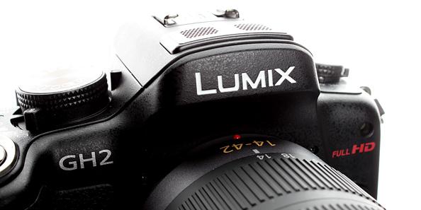 Что в коробке: гибридная камера Panasonic Lumix DMC-GH2