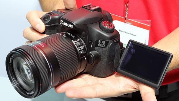 Обновление v1.0.9 для Canon EOS 60D