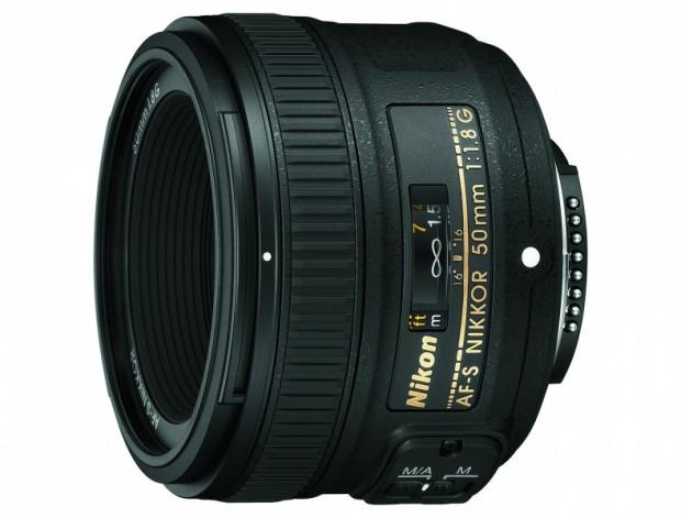 Nikon представляет новый фикс 50мм f/1,8 с мотором фокусировки