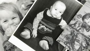 Отсканируйте старые фотографии в Photopoint - теперь это очень дешево