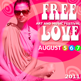 Workshop Atrium Foto на Freelove Music and Arts festival