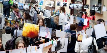Сегодня - открытая фотовыставка в Kohvikum, приходи со своим фото
