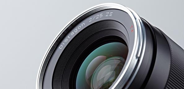 Carl Zeiss выпустит новый объектив Distagon T* 2/25 для Canon и Nikon