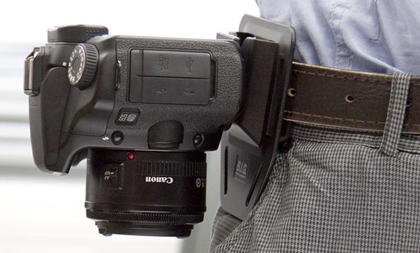Полезные штуки - 23. фиксатор камеры BIG на пояс