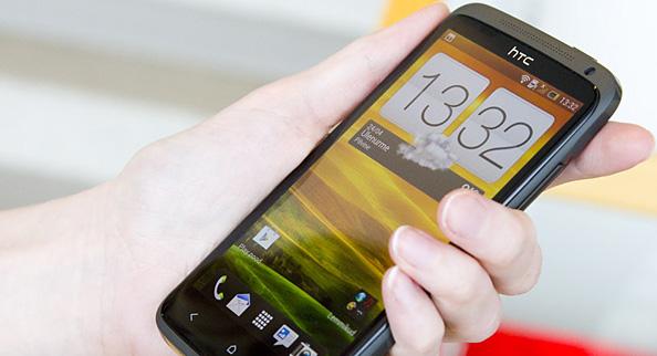 Что в коробке: смартфон HTC One X