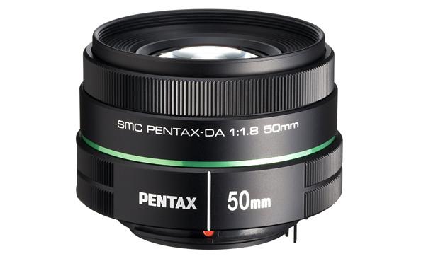 Недорогой светосильный фикс 50 мм f/1.8 от Pentax