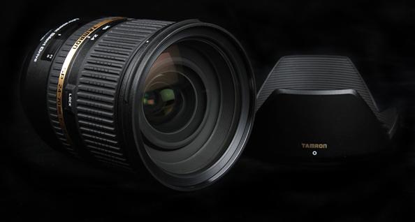 Что в коробке: зум-объектив Tamron 24-70mm F/2.8