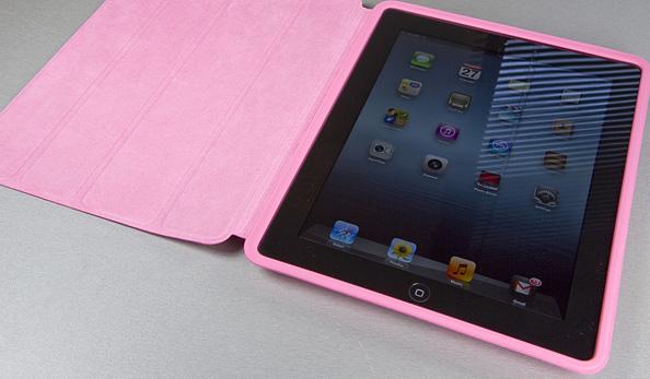 Что в коробке: футляр для iPad Apple Smart Case
