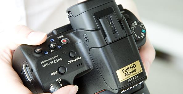 Что в коробке: зеркальная камера Sony a37