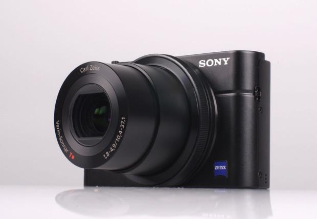 Что в коробке: Sony DSC-RX100
