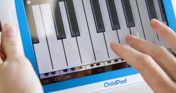 Что в коробке: планшет для детей Archos ChildPad