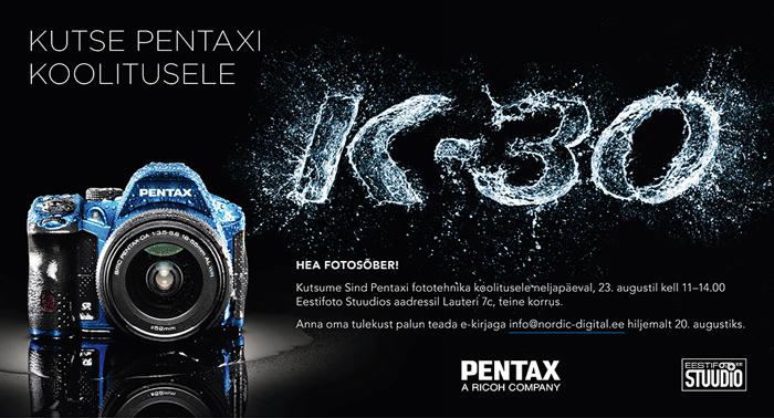 Бесплатный фотокурс и очень низкие цены - беззеркалки Sony и Pentax