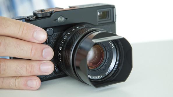 Что в коробке: беззеркальная камера Fujifilm X-Pro1