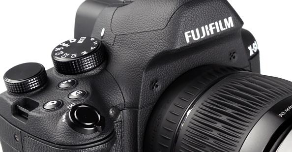 Что в коробке: дигитальная камера Fujifilm X-S1