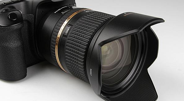 Обзор объектива Tamron AF 24-70mm f/2.8 от Тоомаса Или