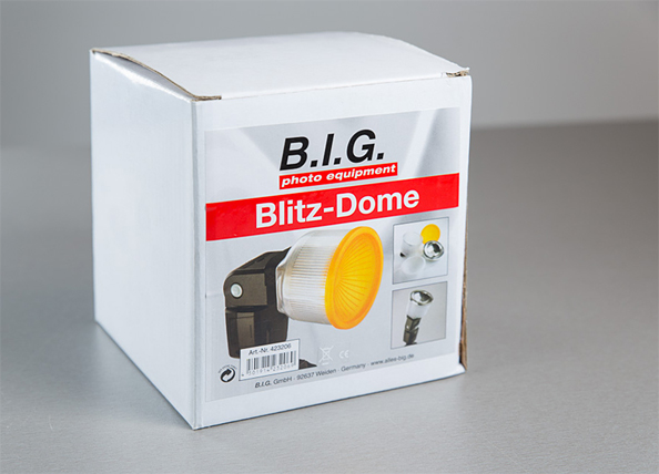 """Полезные штуки №30: комплект рассеивателей света """"Dome set"""" от Big."""
