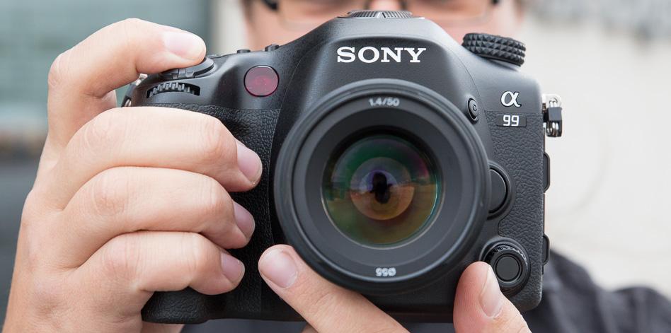 Что в коробке: полнокадровый фотоаппарат Sony a99