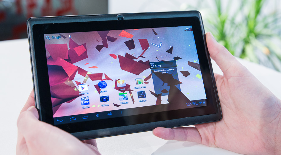Что в коробке: самый дешевый планшетный компьютер в Photopoint – Omega 7″ Android 4.0