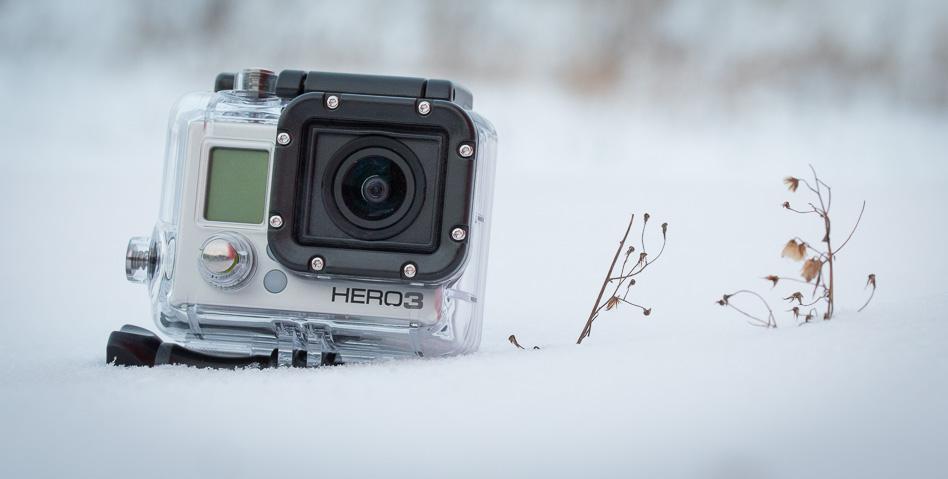Что в коробке: видеокамера GoPro Hero3 Silver Edition