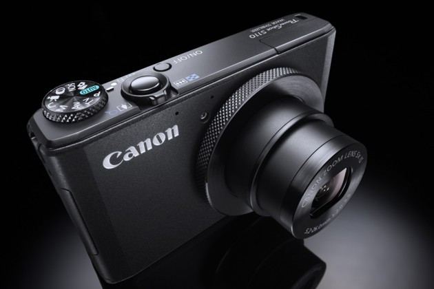 Canon PowerShot S110 – настоящая компактная камера для настоящего фотографа.