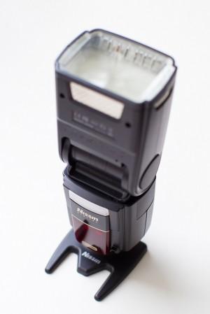 Пользовательский обзор: Вспышка Nissin MG8000