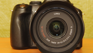 Тест камеры Panasonic Lumix DMC-G5 - назад к основам.