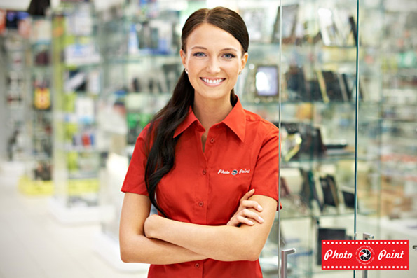 Работа в Photopoint: обслуживание клиентов в Тарту.