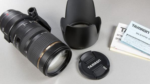 Пользовательский обзор: телезум объектив Tamron 70-200мм F/2.8 VC USD.