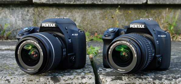 Пользовательский обзор: близняшки Pentax K-50 и K-500