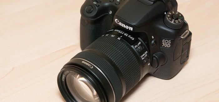 Пользовательский обзор: Canon EOS 70D