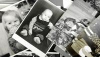 Найдите свои старые бумажные фотографии и приностие их на оцифровку в Photopoint