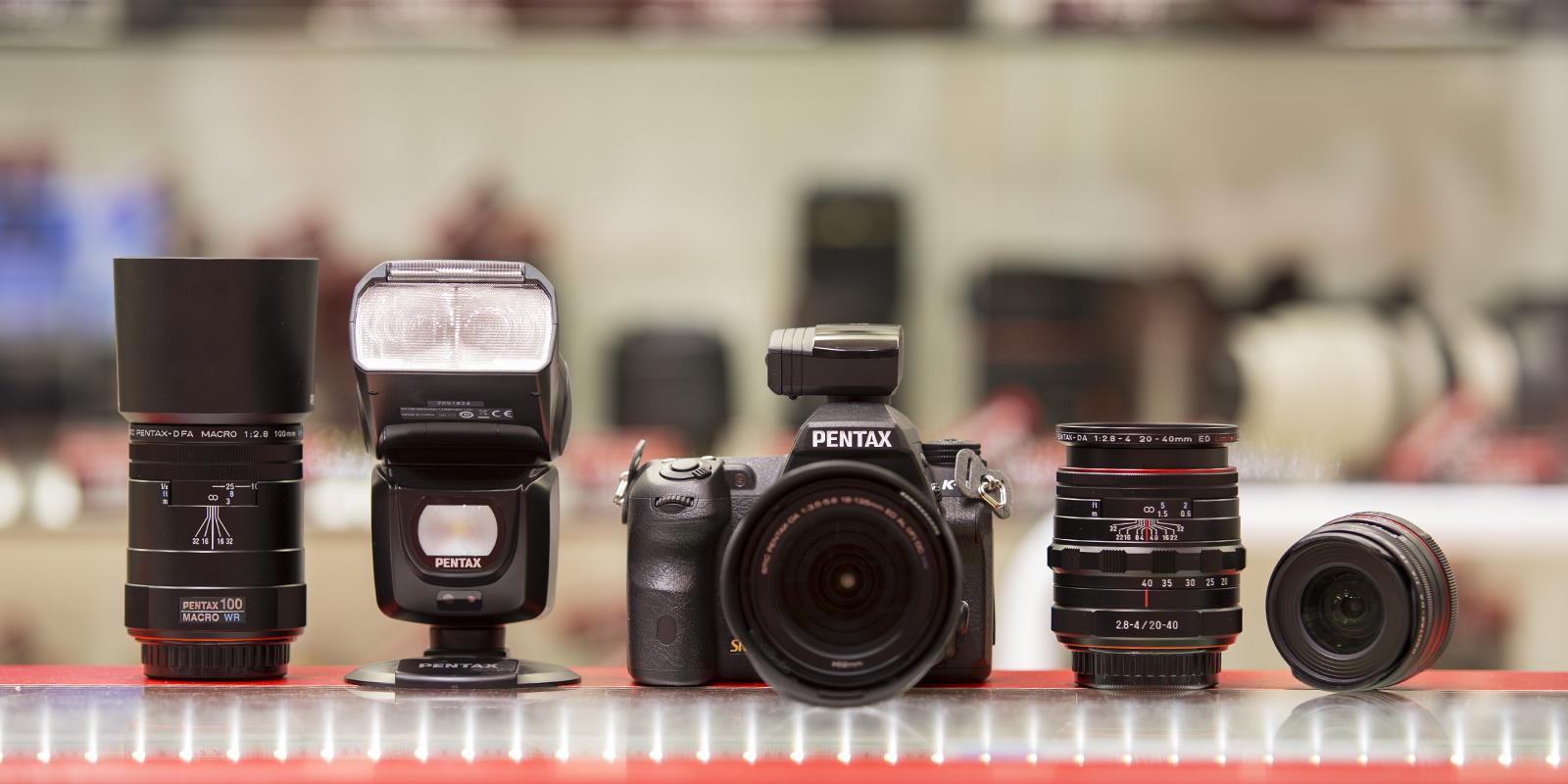 12 причин, чтобы выбрать зеркальную камеру Pentax