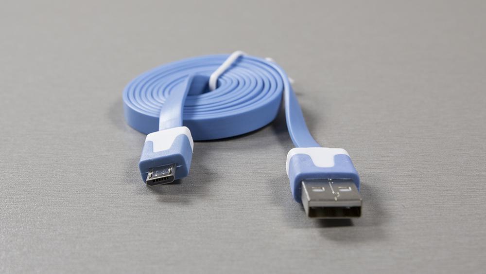 Полезные штуки №53. Широкий microUSB кабель Omega