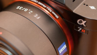 Как снимает Sony a7R