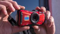 Что в коробке: компактная камера для путешествий Ricoh WG-20