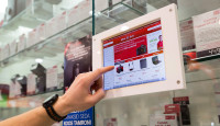 Клиенты магазинов Photopoint смогут получить всю нужную информацию при помощи iPad