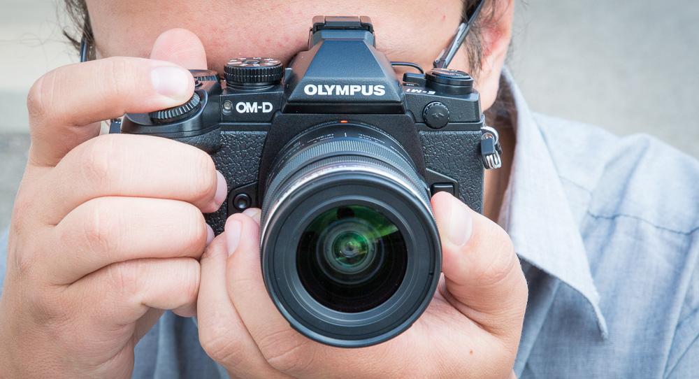 """В обновлении программного обеспечения для Olympus OM-D E-M1 добавлена электронная """"передняя шторка"""""""