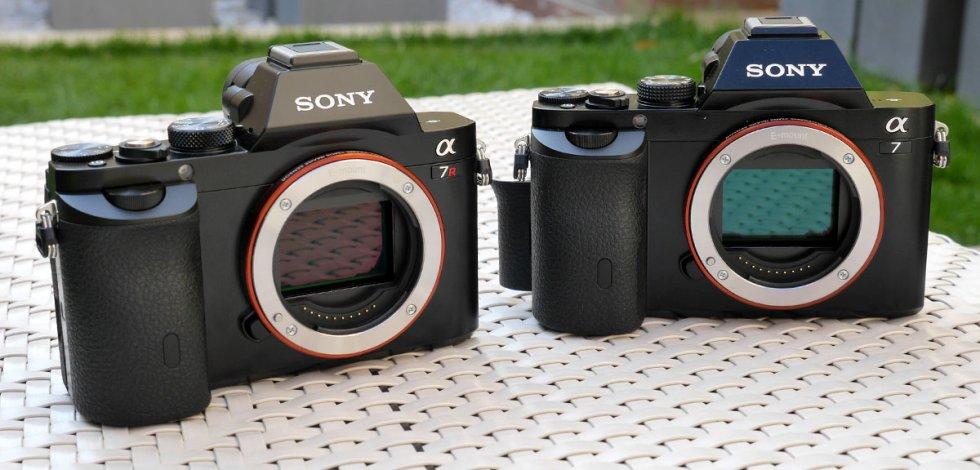 Обновление программного обеспечения для Sony A7 и A7R улучшит качество изображения