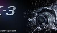 Демонстрационный день Pentax K-3 в Тарту – приходите знакомиться с лучшими профессиональными камерами!