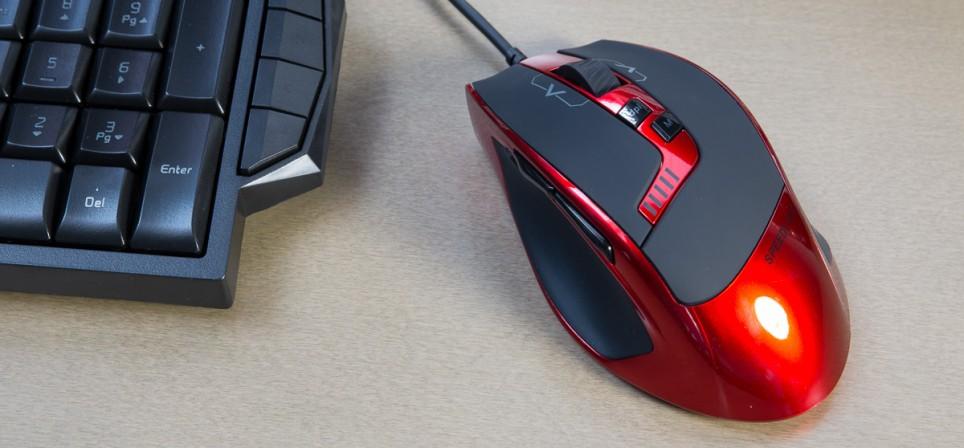 Пользовательский обзор: компьютерная мышь Speedlink Kudos RS