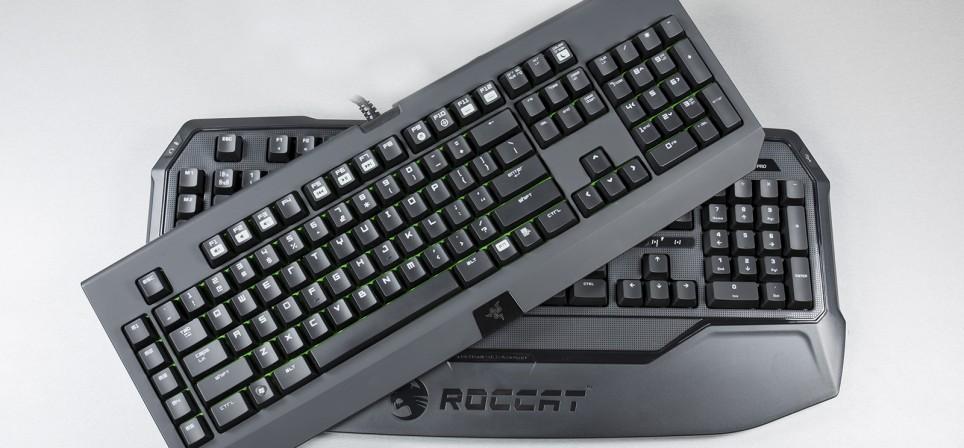 Пользовательский обзор: Roccat Ryos MK PRO против Razer BlackWidow Ultimate