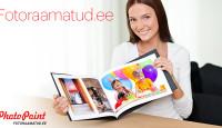 Скидка на фотокнигу в честь дня рождения Fotoraamatud.ee. Празднуем вместе!
