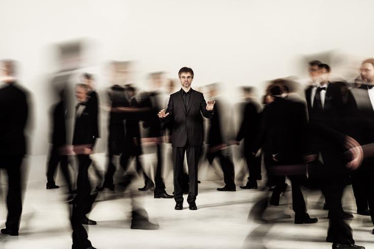 Dirigent Mikk Üleoja